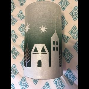 Yankee Candle Winter Village Candle Holder